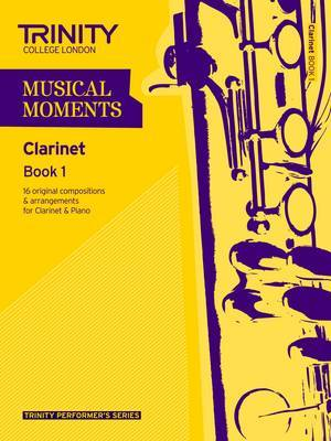 Musical Moments Clarinet: Book 1