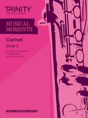 Musical Moments Clarinet: Book 2