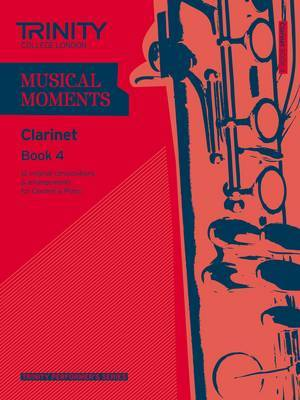 Musical Moments Clarinet: Book 4