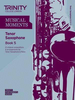 Musical Moments Alto Saxophone: Book 5