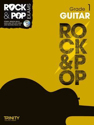 Trinity Rock & Pop Exams: Guitar Grade 1