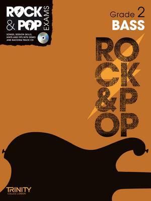 Trinity Rock & Pop Exams: Bass Grade 2