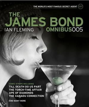 The James Bond Omnibus: v. 005