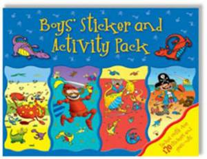 Boys' Activity Pack
