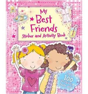 My Best Friends Activity Book