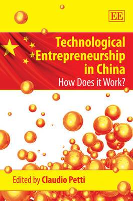 Technological Entrepreneurship in China: How Does it Work?