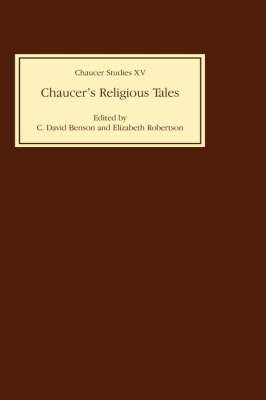 Chaucer's Religious Tales