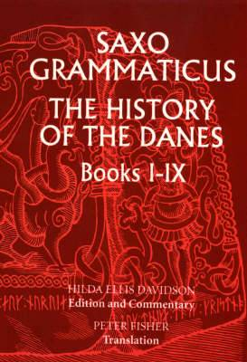 History of the Danes: Bks.1-9