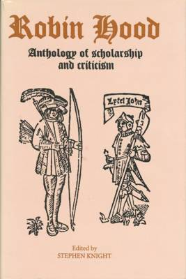 Robin Hood: An Anthology of Scholarship and Criticism