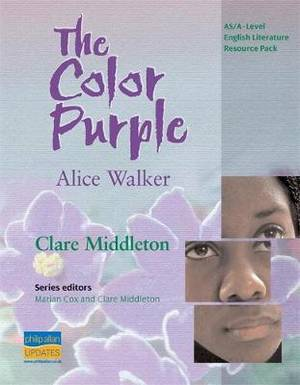 AS/A-Level English Literature: the Color Purple Teacher Resource Pack