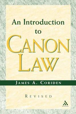 An Introduction to Canon Law