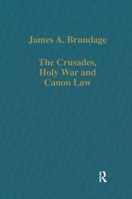 The Crusades, Holy War and Canon Law