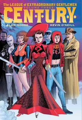 League of Extraordinary Gentlemen: Vol. III : Century