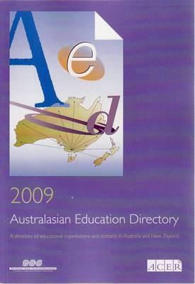 Australasian Education Directory 2009