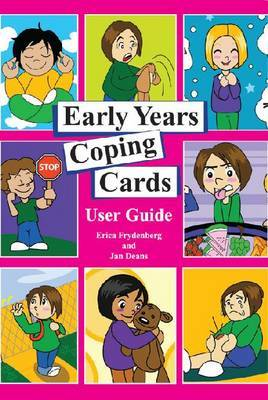 Early Years Coping Cards: Manual and Cards