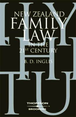 New Zealand family law in the 21st century