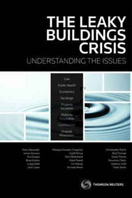 The Leaky Buildings Crisis: Understanding the Issues