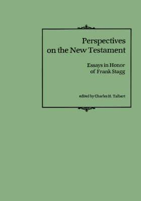 Perspective on the New Testament