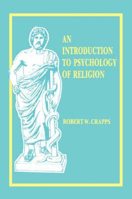 Intro to the Psych. of Religion