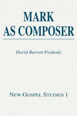 Mark as Composer