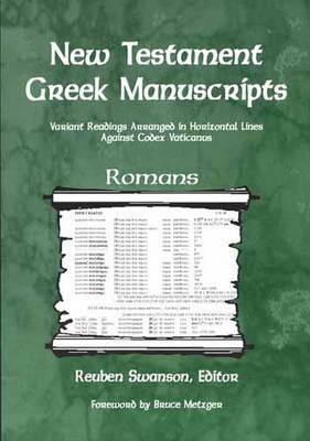 New Testament Greek Manuscripts: Romans