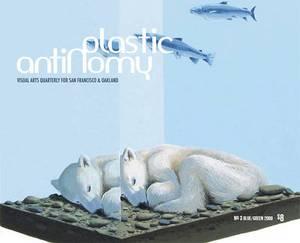 Plastic Antinomy No. 3, Blue/Green: Visual Arts Quarterly for San Francisco, Oakland & Beyond