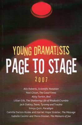 Young Dramatists Page to Stage 2007