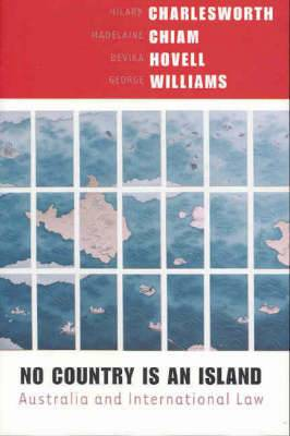 No Country is an Island: Australia and International Law