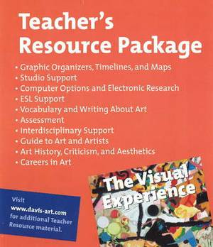 Visual Experience: Teacher's Resource Package
