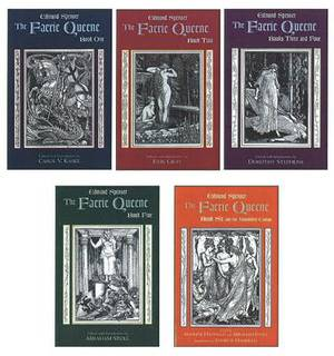 The Faerie Queene: Complete: Book One; Book Two; Books Three and Four; Book Five; Book Six and the Mutabilitie Cantos