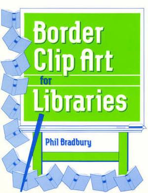 Border Clip Art for Libraries
