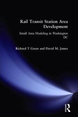 Rail Transit Station Area Development: Small Area Modeling in Washington DC