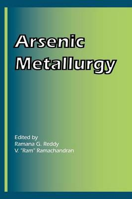 Arsenic Metallurgy: Fundamentals and Applications