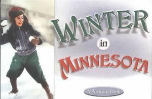 Winter in Minnesota: A Postcard Book