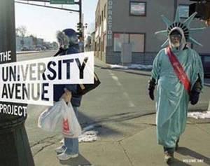University Avenue Project: v. 2: The language of urbanism - A six-mile photographic enquiry