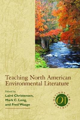 Teaching North American Environmental Literature