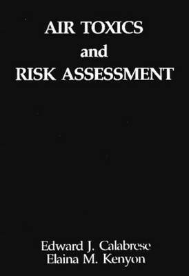 Air Toxics and Risk Assessment