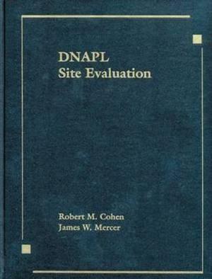DNAPL Site Evaluation