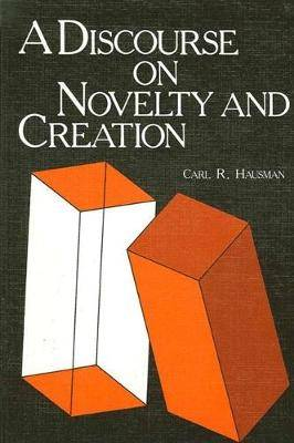 A Discourse on Novelty and Creation