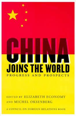 Involving China in World Affairs
