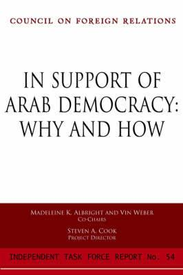 Arab Reform: Independent Task Force Report