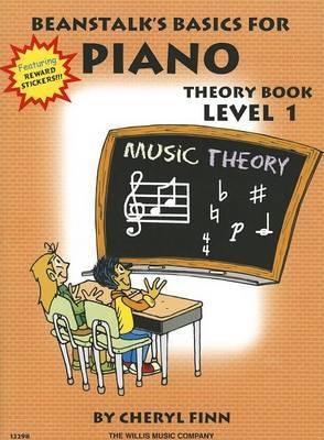 Beanstalk's Basics for Piano Theory Book, Level 1