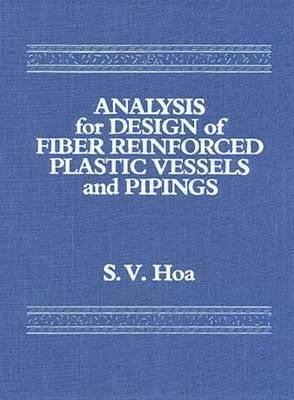 Analysis for Design of Fiber Reinforced Plastic Vessels