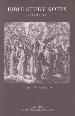 Bible Study Notes, Volume 6: John - Revelation