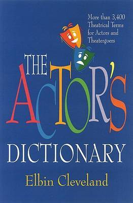 The Actor's Dictionary
