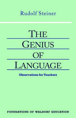 Genius of Language: Observations for Teachers
