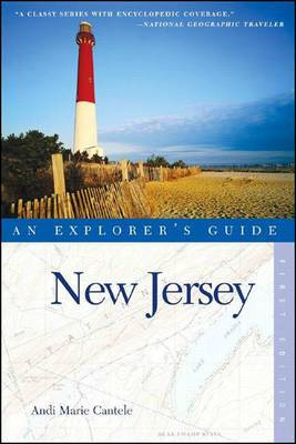 Explorer's Guide New Jerse