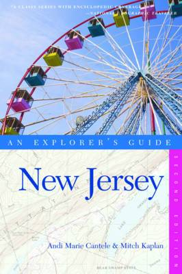 Explorer's Guide New Jersey: An Explorer's Guide