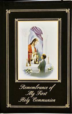 Remembrance of My First Holy Communion Boy