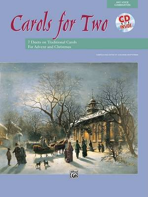 Carols for Two: 7 Duets on Traditional Carols for Advent and Christmas, Book & CD